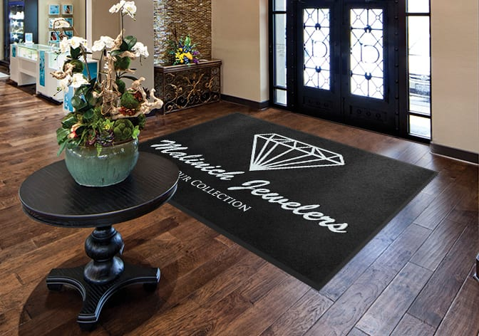 Make Your Building A Unique And Lasting Impression With Logo Rugs