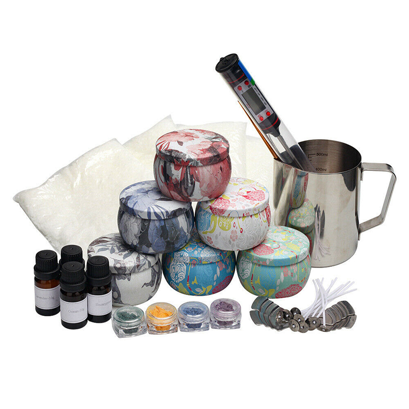 Create Attractive Candles With Quality Candle Making Kits